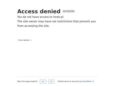 Lorak.pl - pożyczki społecznościowe