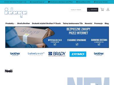 Labelpeak.pl akcesoria do drukarek