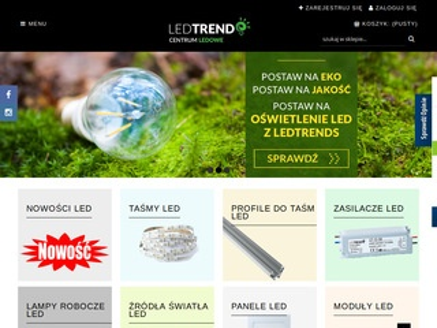 Ledtrends.pl - oświetlenie led