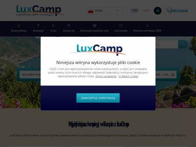 Lux-camp.pl - campingi w Europie