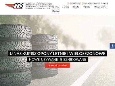Motosfera serwis samochodowy Olsztyn