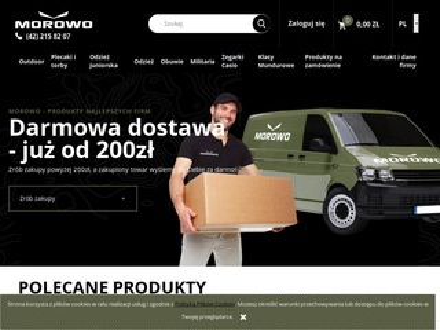 Morowo.com.pl - militaria