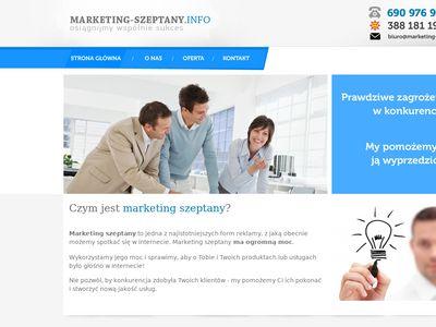 Marketing-szeptany.info