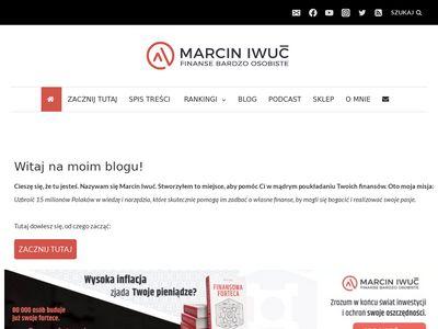 Marciniwuc.com - finanse rodzinne