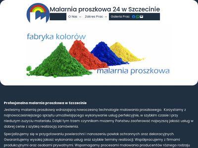 Malarniaproszkowa24.pl ekologiczna