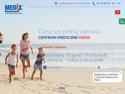 Medix centrum diagnostyki medycznej