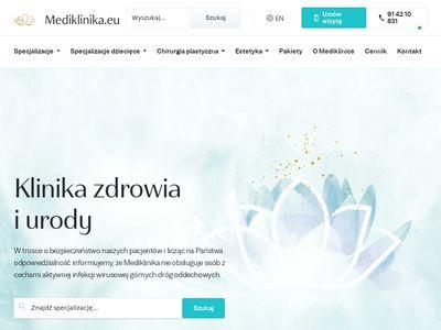 Mediklinika neurolog Szczecin