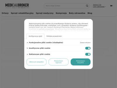 Medicalbroker.pl - stabilizatory kolana
