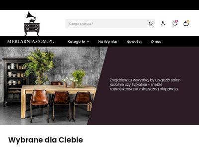 Meblarnia.com.pl najlepsze białe meble
