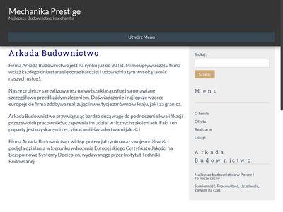Mechanika-prestige.pl Poznań