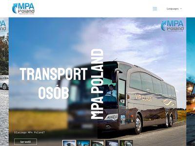 MPA Poland - Wynajem Autokarów Gdańsk