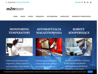 M2mteam.pl system monitoringu