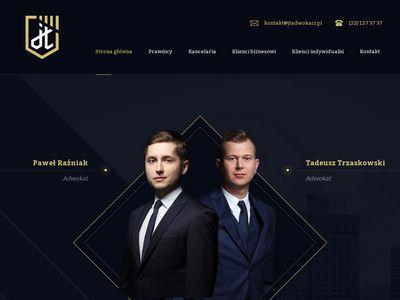 Jtadwokaci.pl - kancelaria prawna