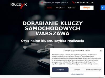 Kluczyk.com.pl naprawa kluczyków