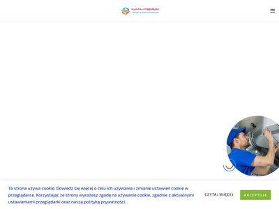 Klima-Premium rekuperatory Warszawa