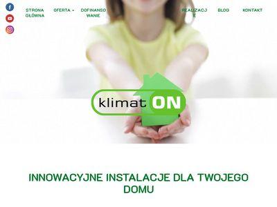 Klimat-on.pl - maty kapilarne