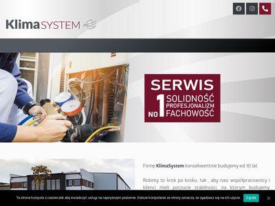 KlimaSystem filtry kasetowe