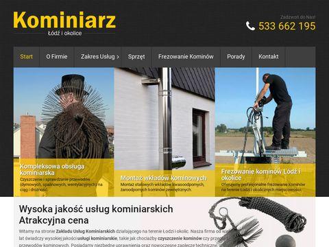 Kominiarz-lodz.com.pl