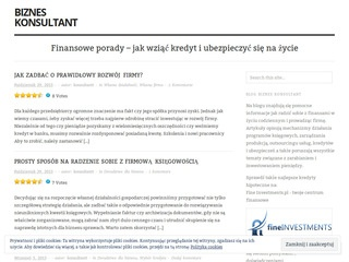 Blog konsultingowy