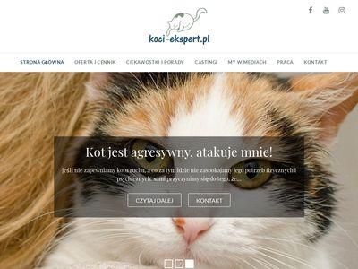 Koci-ekspert.pl behawiorysta