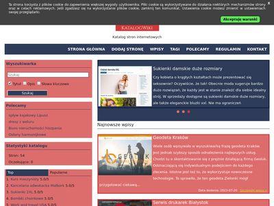 Katalogwiki.pl promujemy twoje www