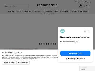 Karinameble.pl - meble indyjskie