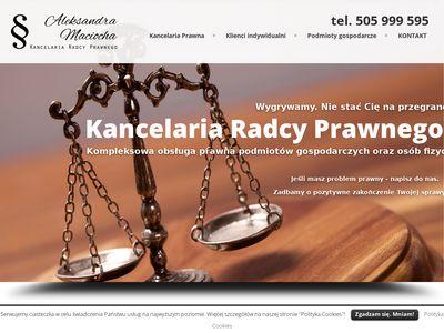 Kancelaria-poznan.com radca prawny