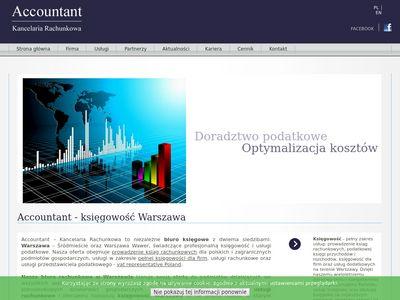 Kancelaria-accountant.pl biuro księgowe