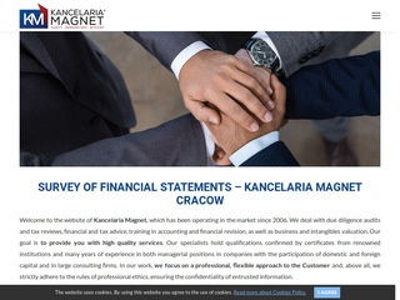 Magnet kancelaria sprawozdania finansowe