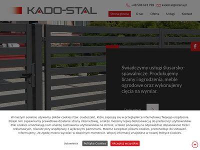 Kado-Stal sprzedaż stali Radomsko