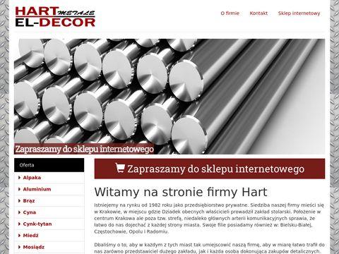 Hart - wyrób metali