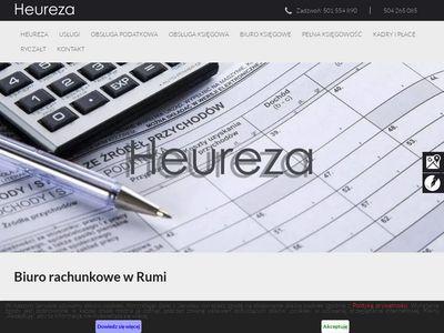 Heureza.com.pl biuro księgowe