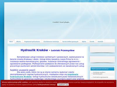 Hydraulik-awarie-krakow.pl