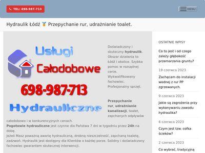 Hydraulik Łódź
