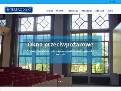 Interprodukt.pl - okna ei60
