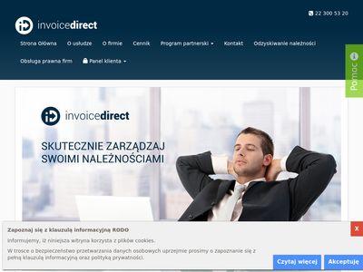 Invoicedirect.pl - windykacja