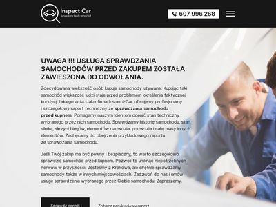 Inspect-car.pl - sprawdzanie samochodu