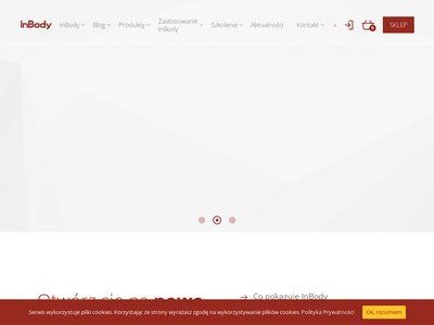 Inbodypoland.pl - analizatory składu ciała