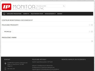 Ip-monitoring.pl wideoserwery cctv/ip