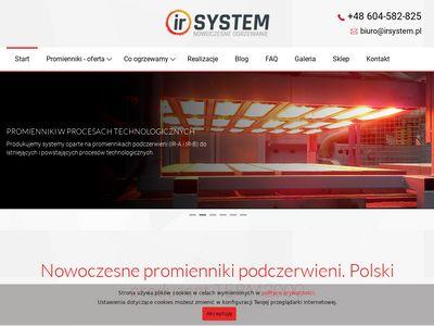Irsystem.pl promiennik podczerwieni