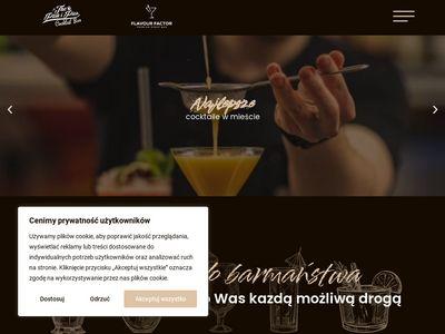 Flavourfactor.pl obsługa barmańska Szczecin