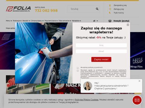 Folia-samochodowa.pl
