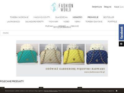 Fashionworld.pl - torebki damskie