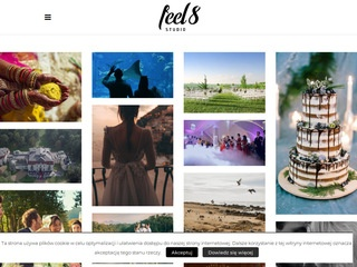 Feel 8 Studio - kamerzysta na wesele