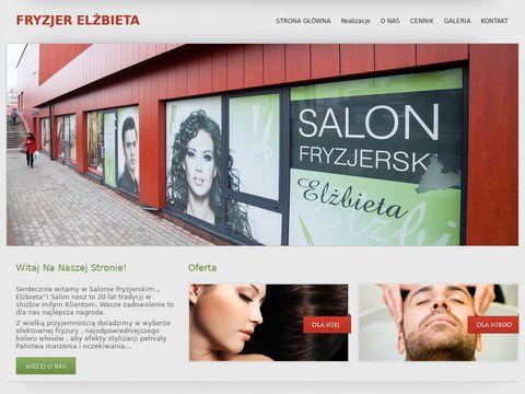 Fryzjerelzbieta.pl - fryzjer Tarnów