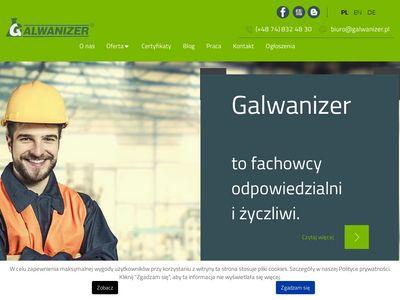 Galwanizer Sp. z o.o. Dzierżoniów