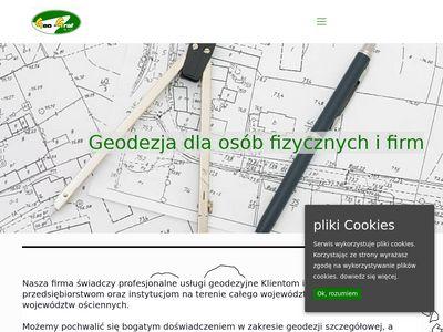 Geo-Graf sp. z o.o. pomiary powykonawcze