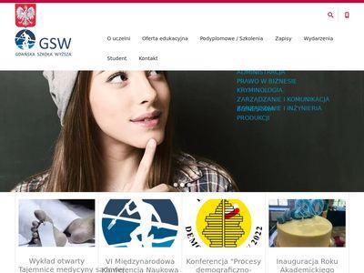 Gsw.gda.pl studia Słupsk