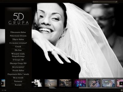 Grupa5d.pl fotograficzny team ślubny