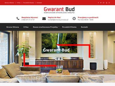 Gwarantbud.pl